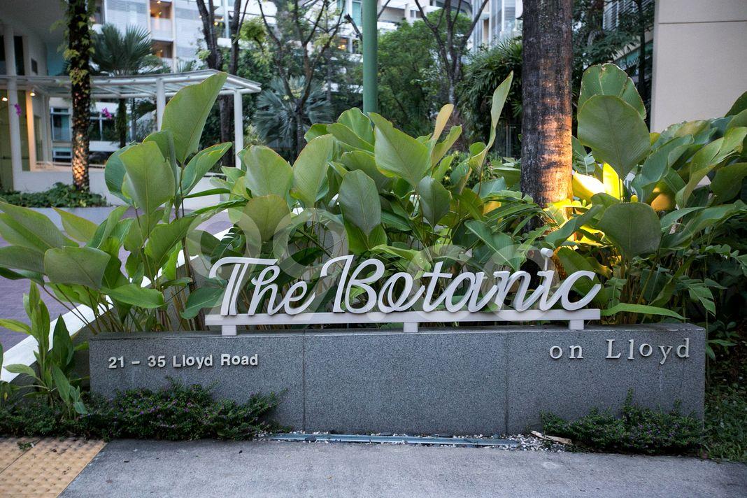 The Botanic On Lloyd  Logo