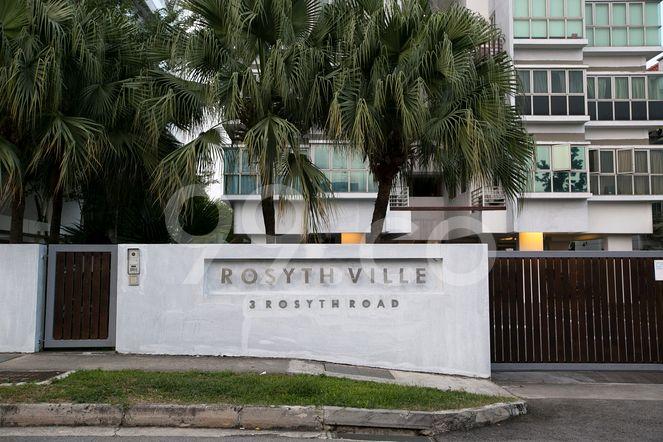 Rosyth Ville Rosyth Ville - Logo