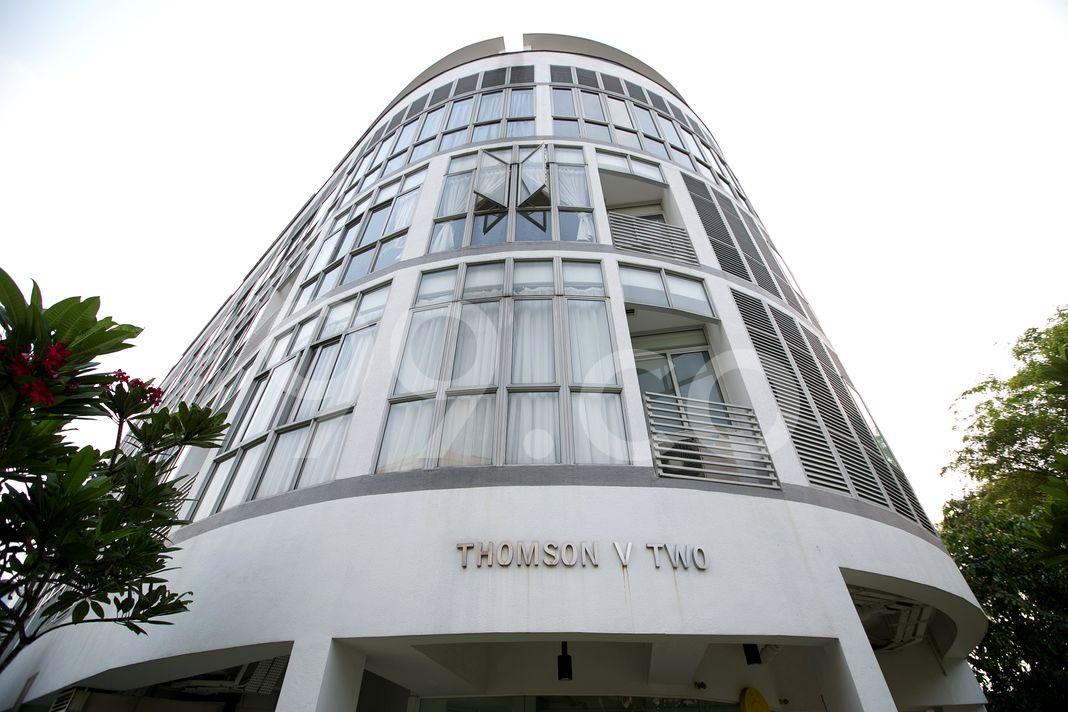 Thomson V Two  Elevation