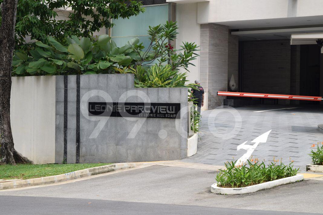 Leonie Parc View  Logo