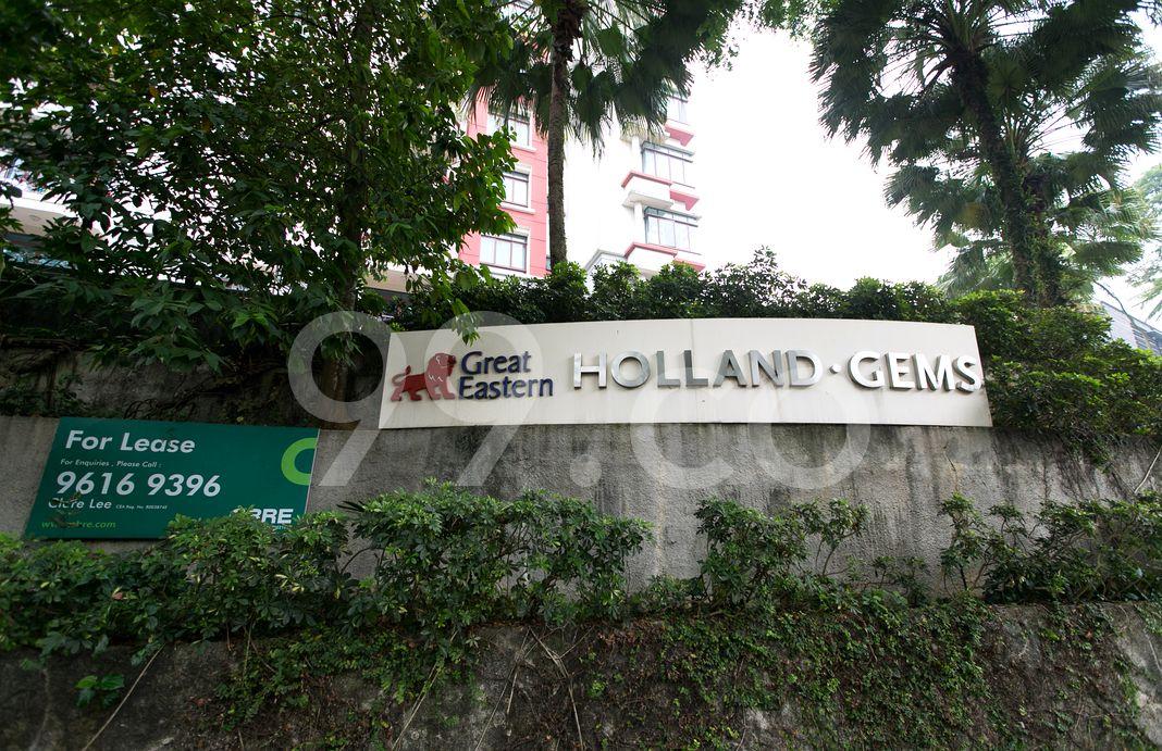 Holland Gems  Logo