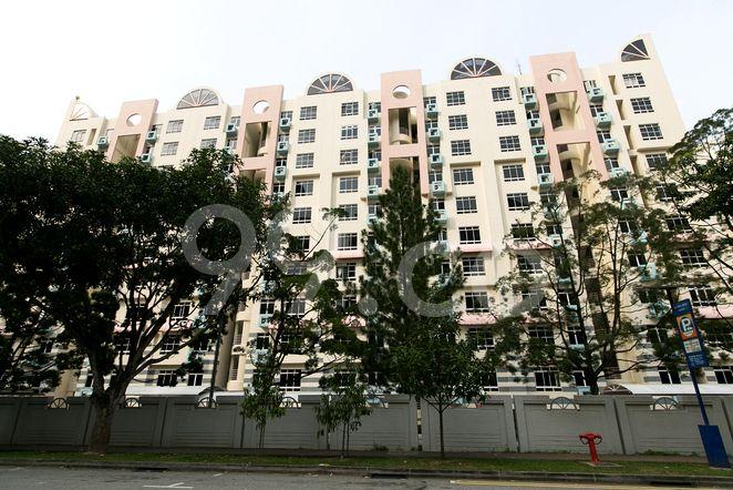 Bishan Park Condominium Bishan Park Condominium - Entrance