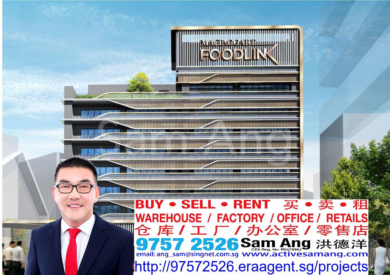 Freehold Food Factory Direct Developer Sales Team Sam HP: 9757 2526