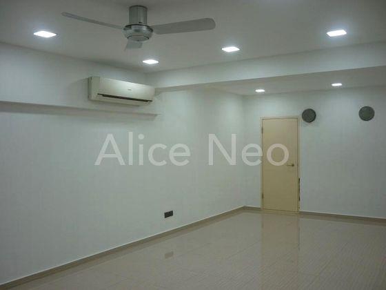 Basement Lighting and Floor