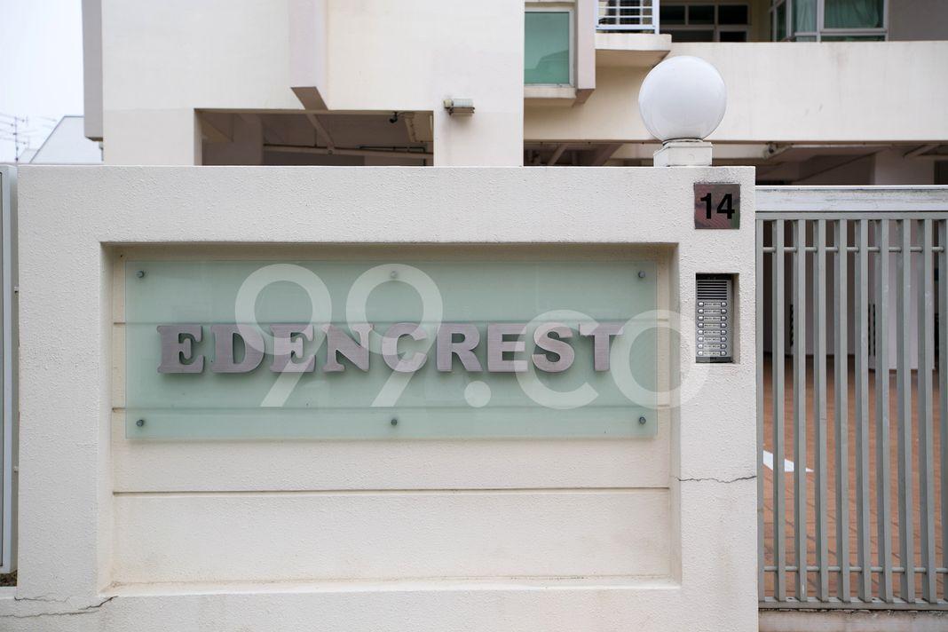 Eden Crest  Logo