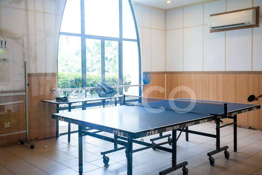 Aquarius By The Park  Table Tennis