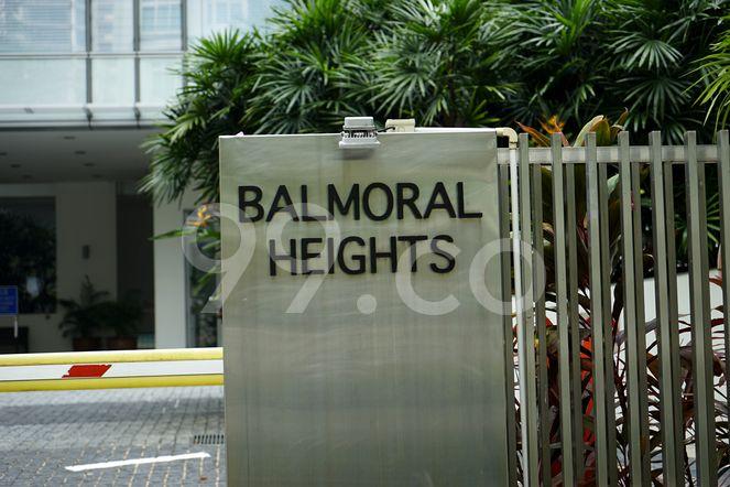 Balmoral Heights Balmoral Heights - Logo