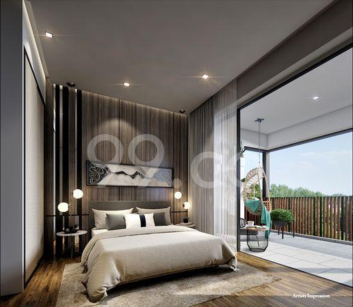 Sea Pavilion Residences Bedroom