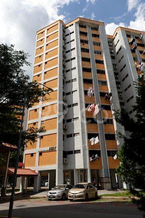 HDB-Jurong East Block 315 Jurong East