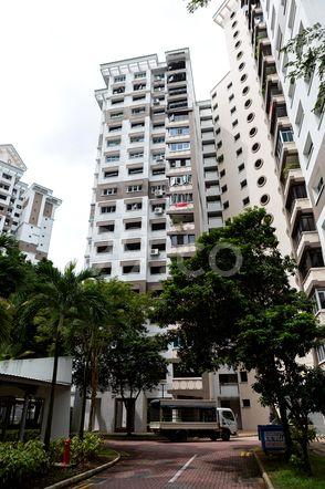 HDB-Jurong East Block 287C Jurong East