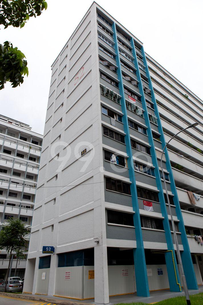 Block 52 Jurong East