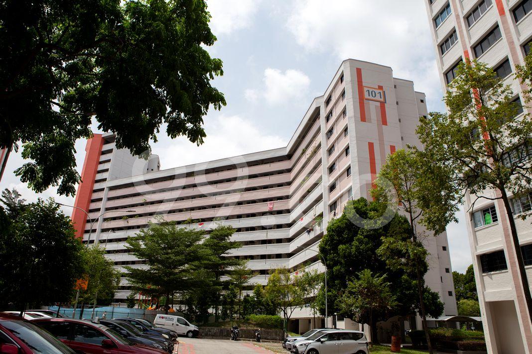 Block 101 Jurong East Ville