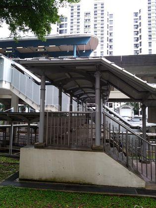 Shelter to Compassvale LRT, SE1