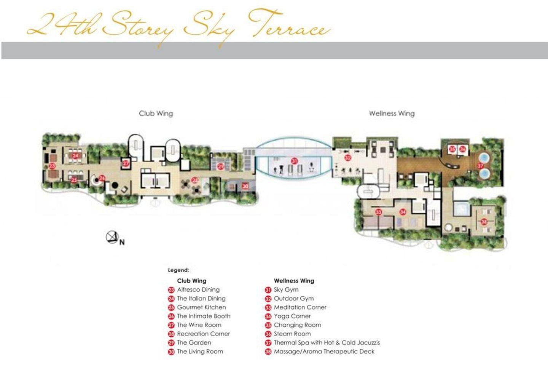 24th Storey Sky Terrace