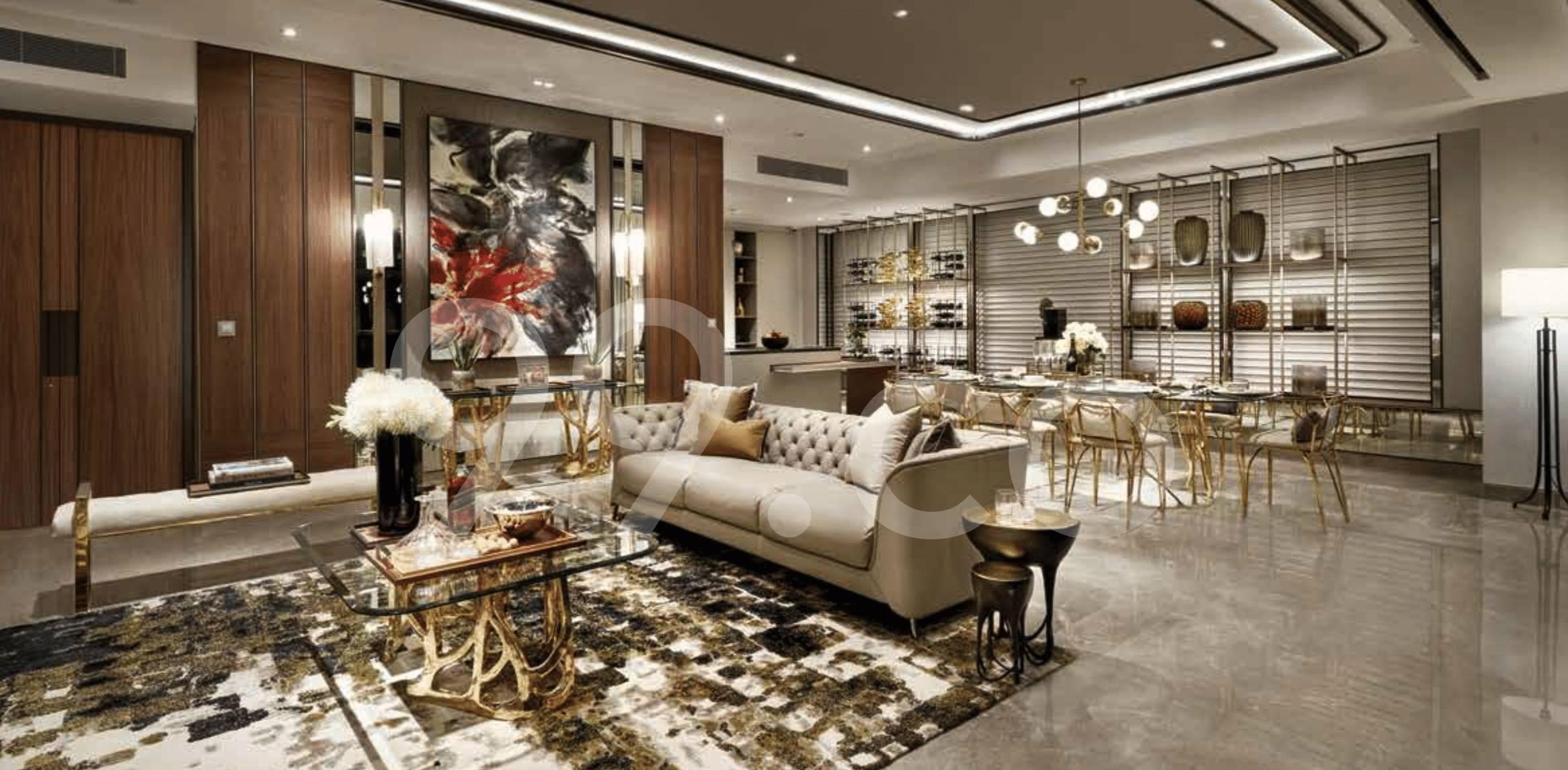 Boulevard 88 Living Room