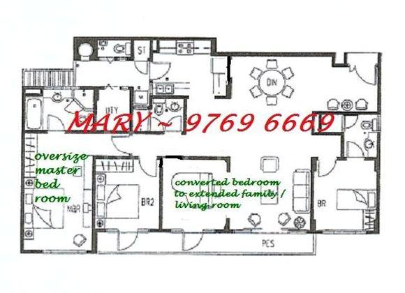 4 Bed Condo For Sale In Casafina 1 604 Sqft 99 Co