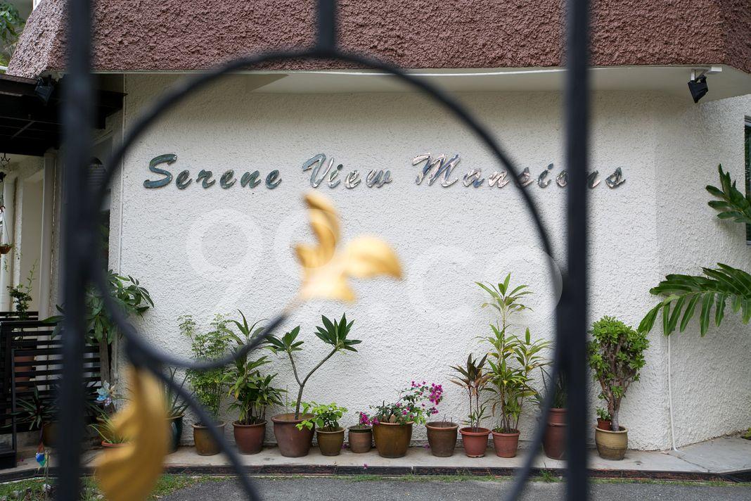 Serene View Mansions  Logo