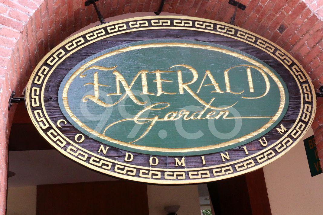 Emerald Garden  Logo