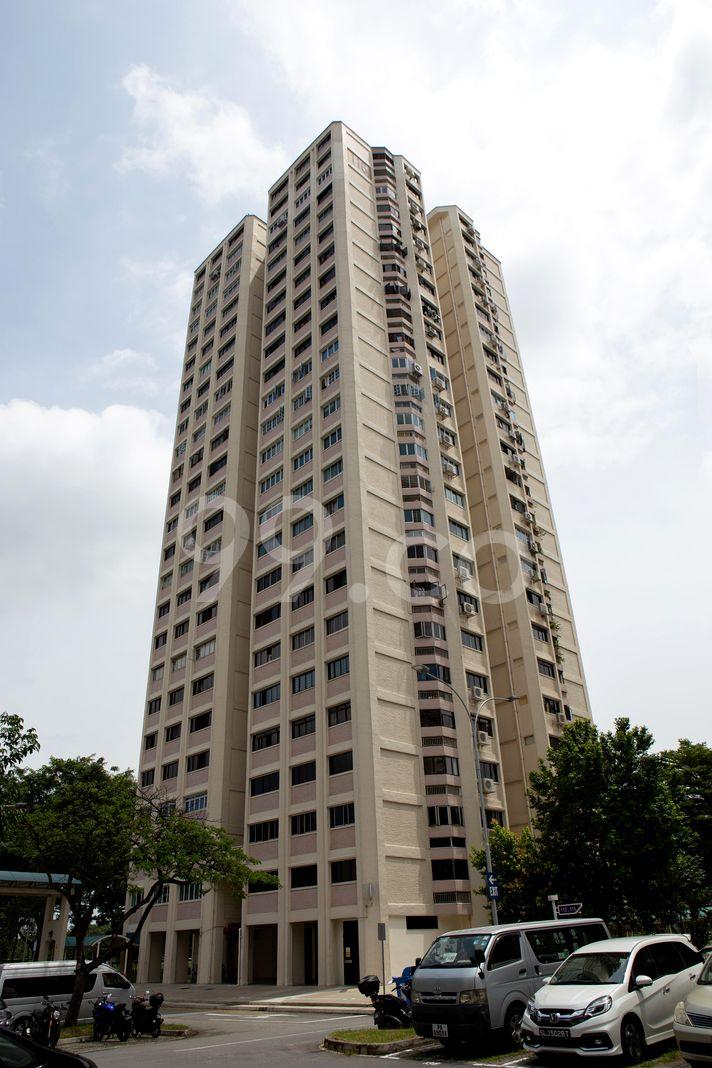 Block 116 Jurong East Ville