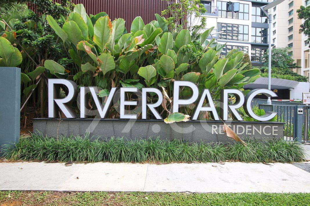 Riverparc Residence  Logo