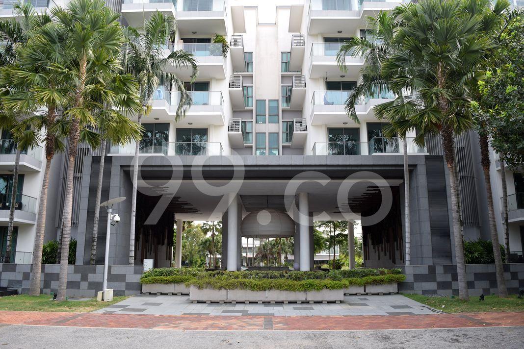 The Residences At W Singapore Sentosa Cove  Entrance
