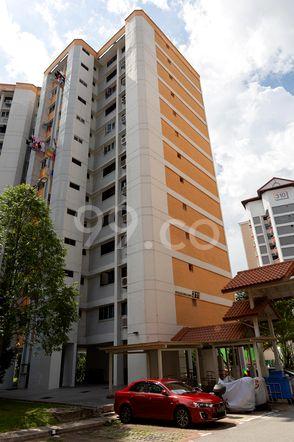 HDB-Jurong East Block 311 Jurong East
