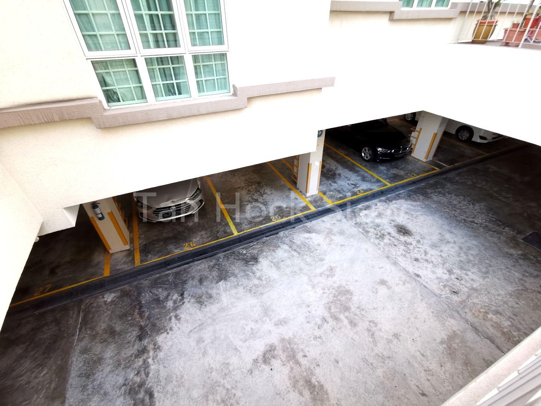 Ample Basement Car-park