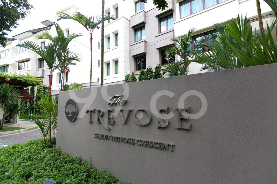 The Trevose  Logo