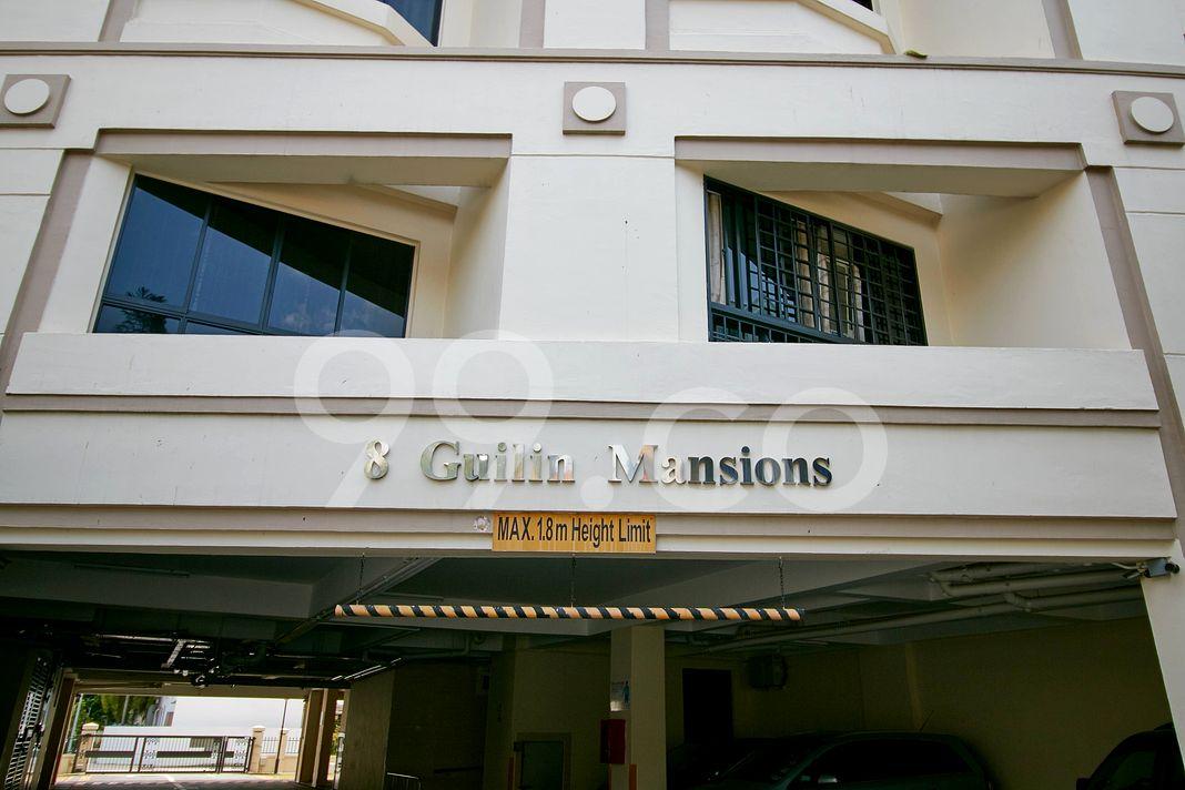 Guilin Mansions  Logo