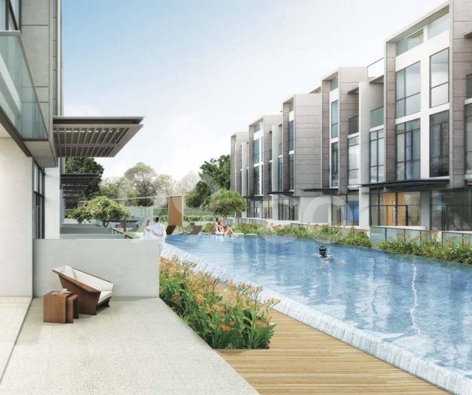 Belgravia Villas Pool
