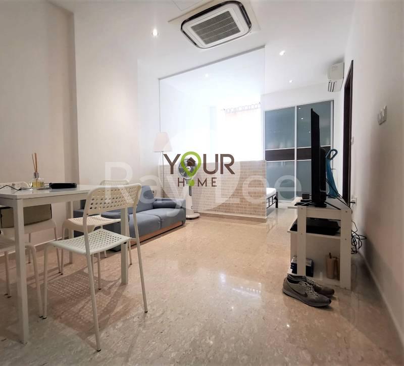 Cavan Suites - Dining / Living / Bedroom