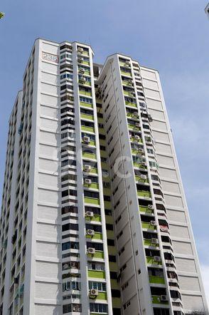 HDB-Jurong East Block 238 Jurong East