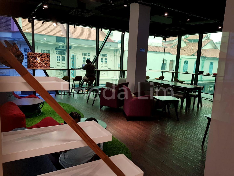 2nd floor-Cafe
