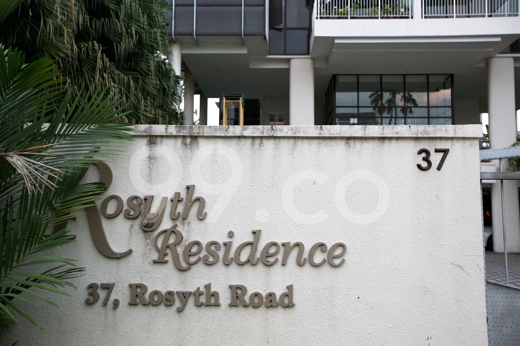 Rosyth Residence  Logo