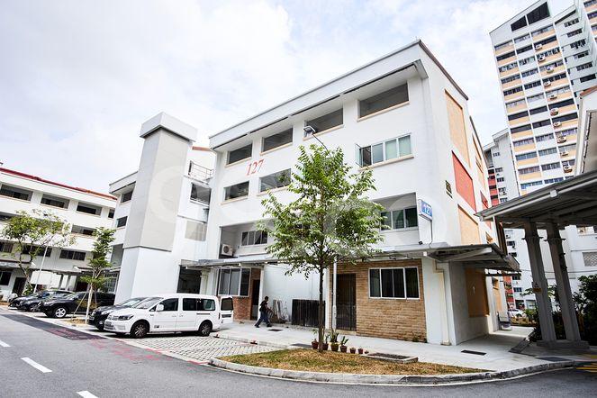 HDB-Potong Pasir Block 127 Potong Pasir