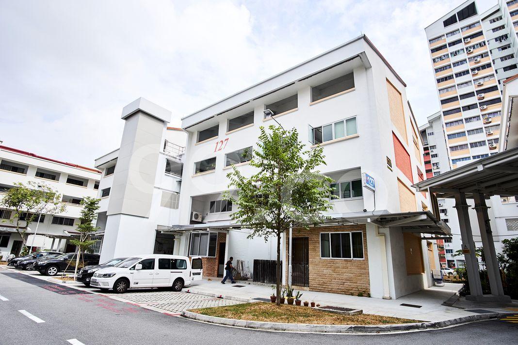 Block 127 Potong Pasir