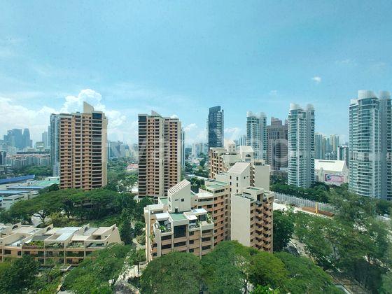 city view.  faces south