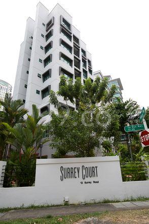 Surrey Court Surrey Court - Elevation