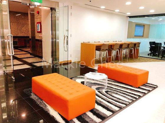 Lift Lobby Area