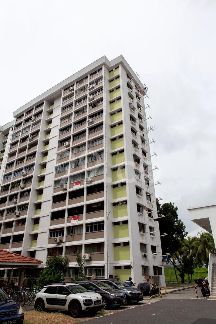 Block 35 Jurong East