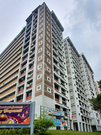 HDB-Hougang Block 168 HDB-Hougang
