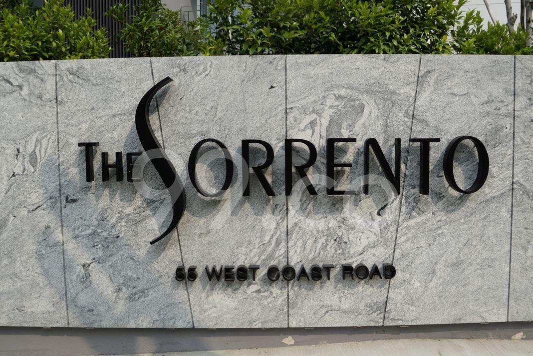 The Sorrento  Logo