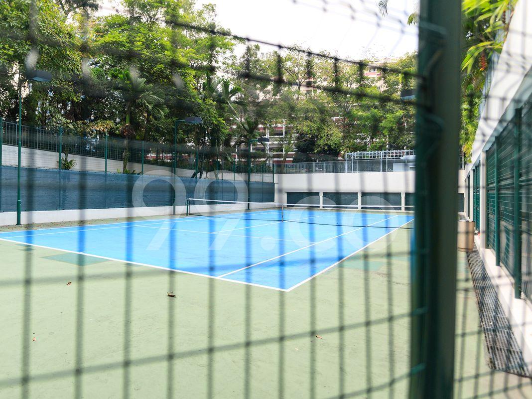 Tanamera Crest  Tennis
