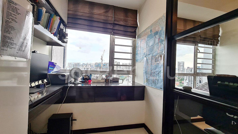 Enclosed Study Room