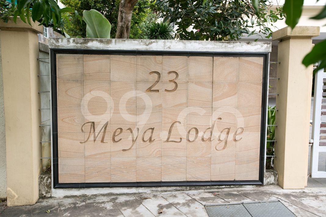 Meya Lodge  Logo