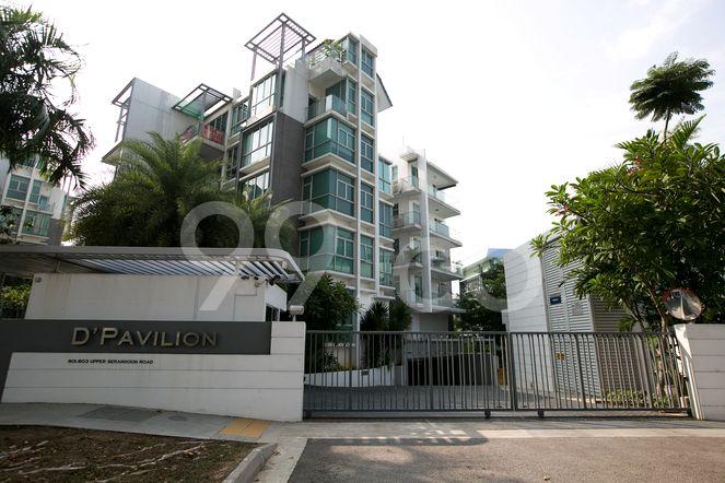 D'Pavilion D'pavilion - Entrance