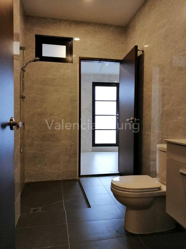 Brand New Bathrooms
