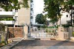 Minbu Villa - Entrance