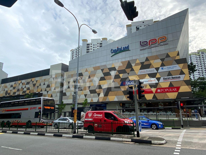 Bukit Panjang Plaza nearby