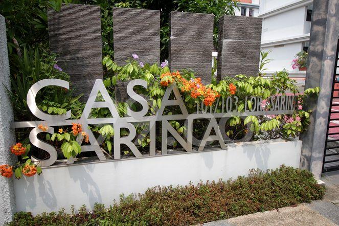 Casa Sarina Casa Sarina - Logo